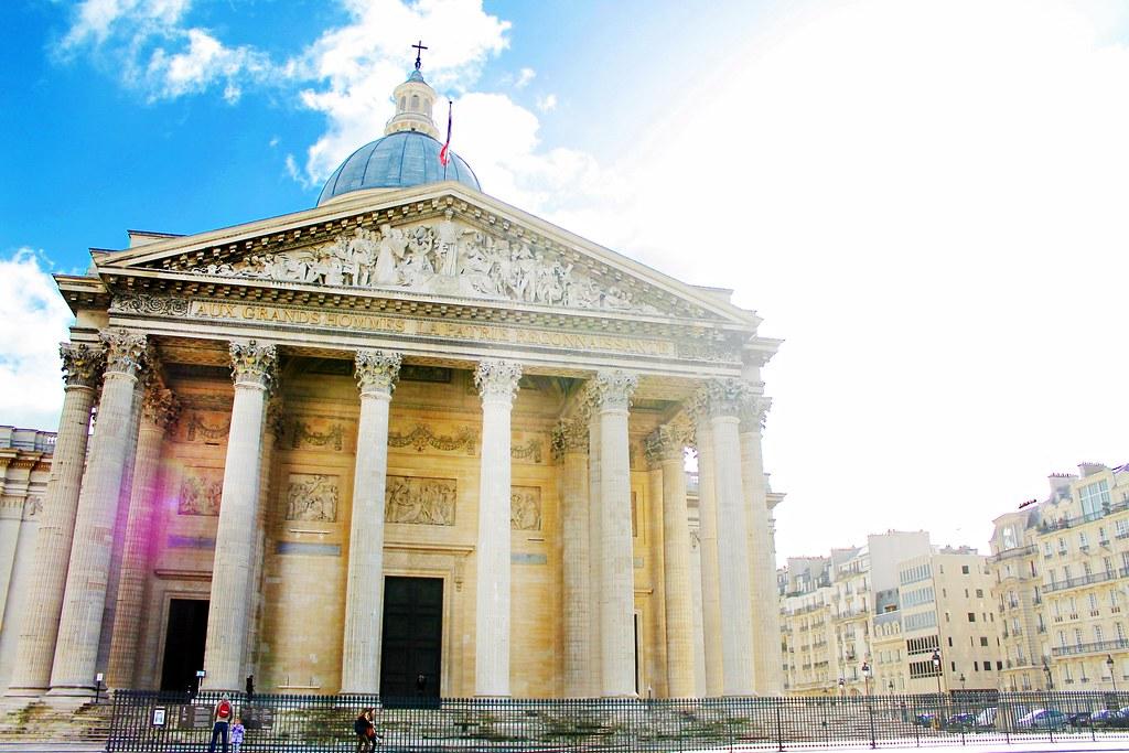 Drawing Dreaming - visita do Panthéon de Paris