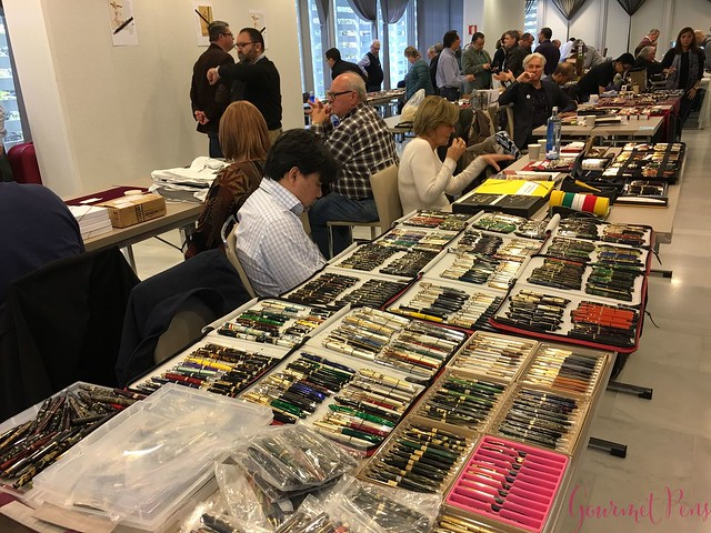 Madrid Pen Show 2016 @Iguana_Sell 9 RWM