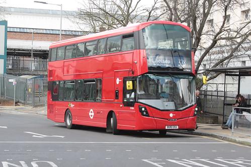 Tower Transit VH38114 BU16UXA