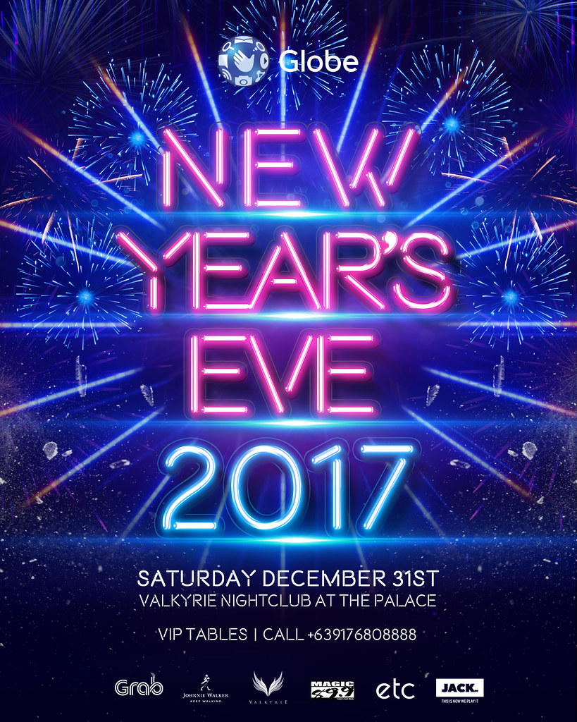 NEW YEAR'S EVE MANILA 2017: Where are you Celebrating NYE ...