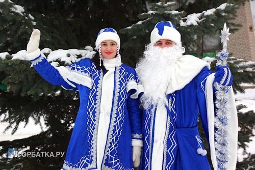 Праздник рядом с домом: «Новый год по-соседски»
