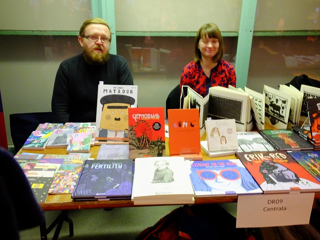Edinburgh Comic Art Festival 2016 08
