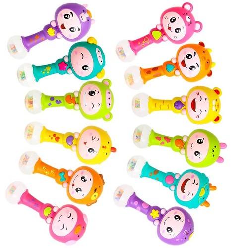 đồ chơi phù hợp cho trẻ sơ sinh