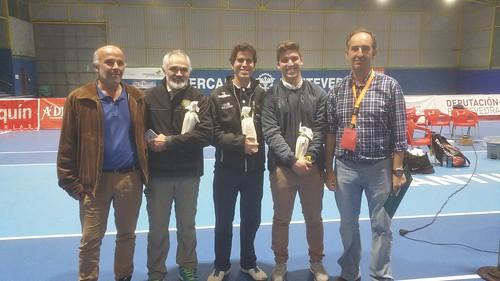 Fotos Árbitros 5º Torneo Internacional Junior de Pontevedra 2016