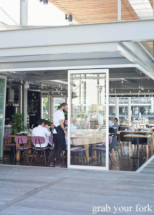 LuMi Dining in Pyrmont in Sydney