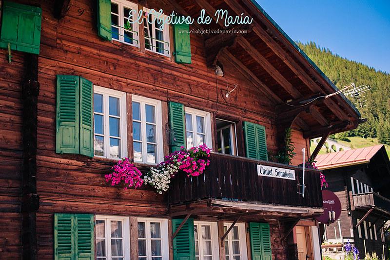 Casas Suizas