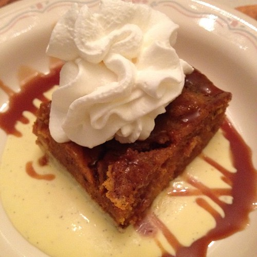 Pumpkin. Bread. Pudding. ❤❤❤❤❤