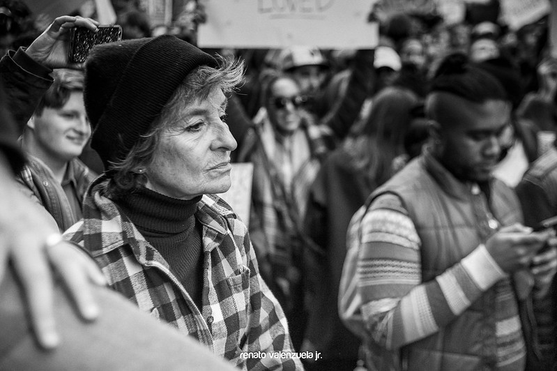 Not My President Protest Rally NYC 12 November 2016