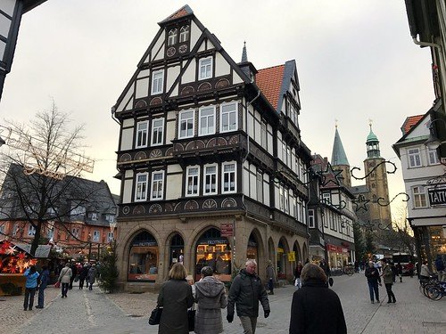 Goslar Christmas market Germany 6