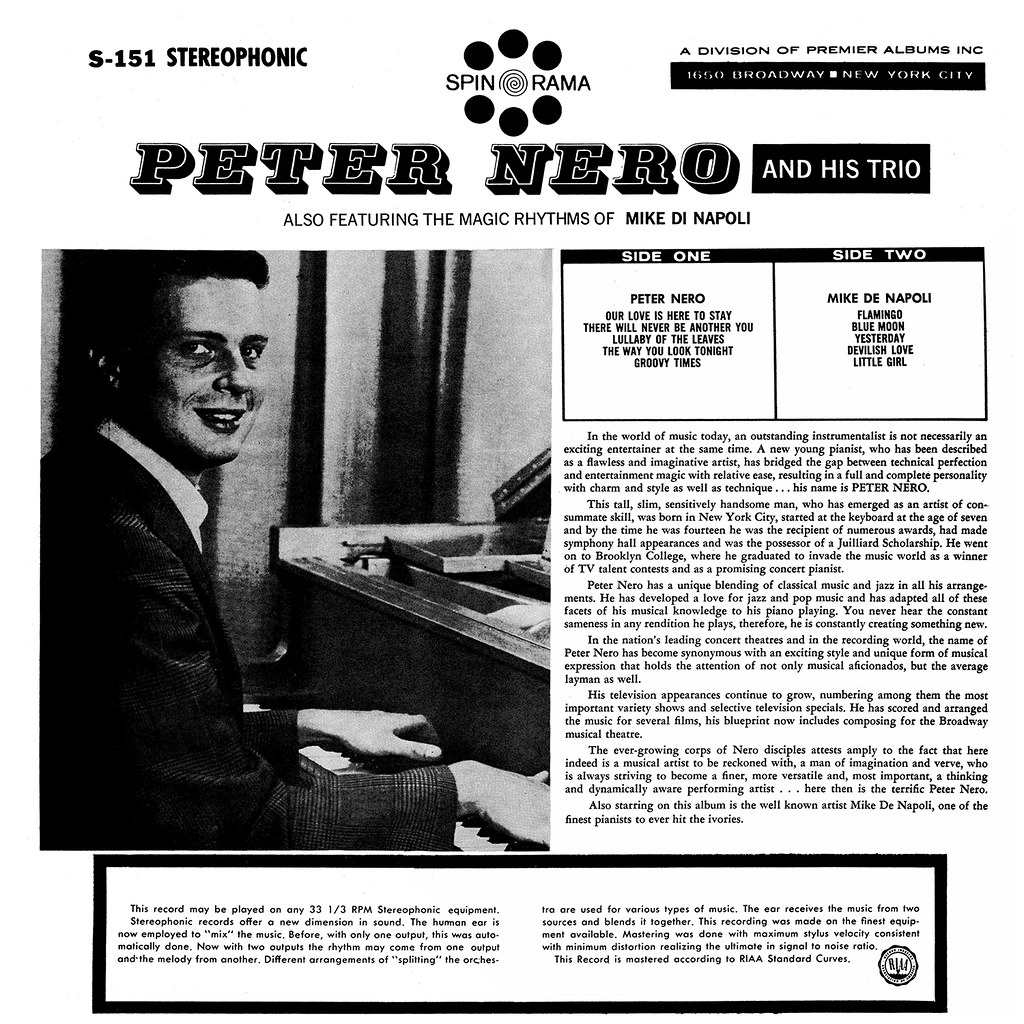 Peter Nero - Our Love Is Here To Stay