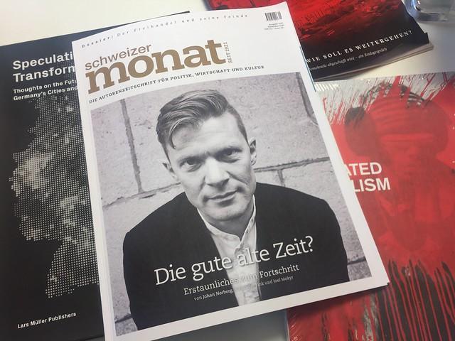 Schweizer Monat Grassegger Nullzins