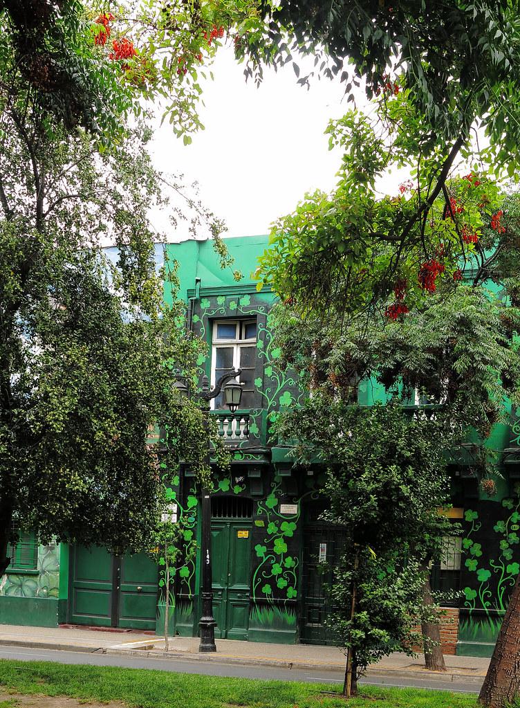 Barrio Brasil (Santiago de Chile)