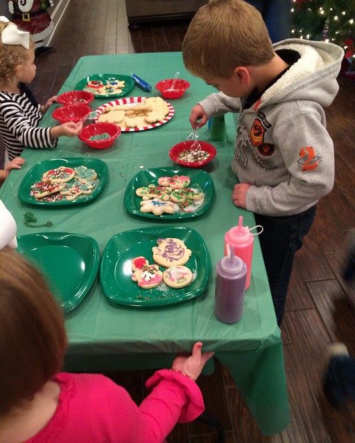 Johnson Christmas Party 20141