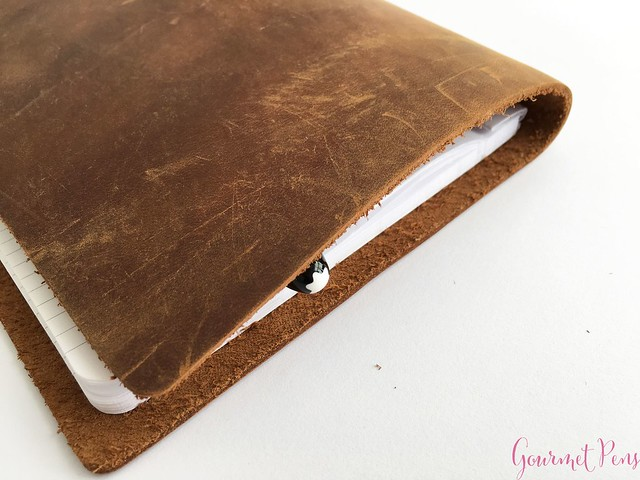 "Review Bull & Stash ""The Stash"" Leather Cover Review @BullandStash 18"