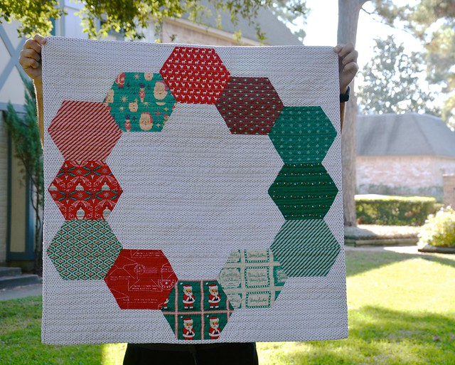 FO: Hexagon Wreath