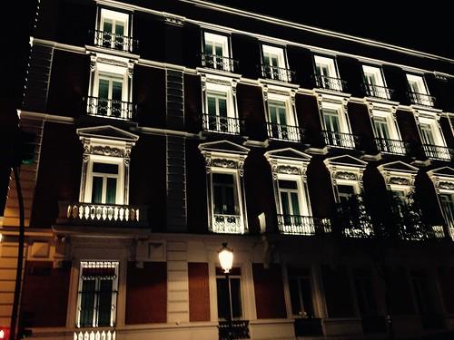 Recoletos, Salesas. Madrid
