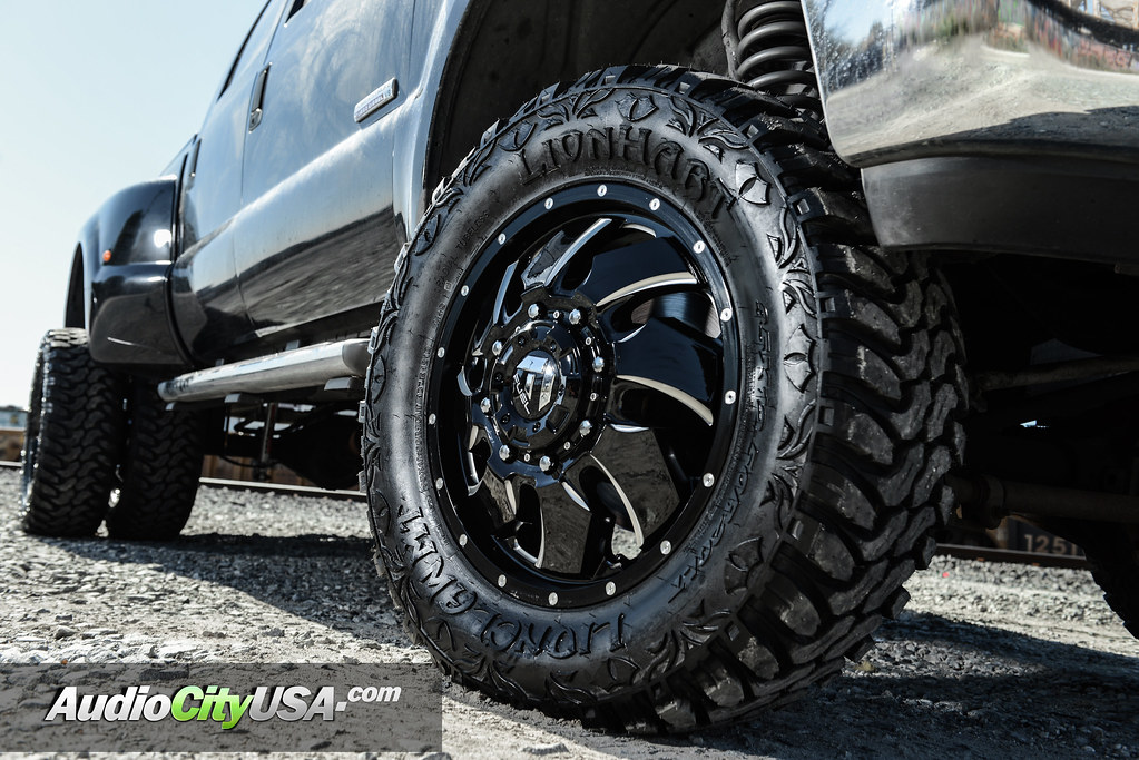 """Dually Wheel And Tire Packages >> Ford F-350 Dually 