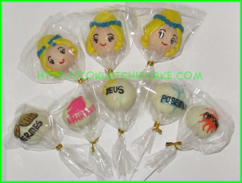 Cakepops Dewa Dewi