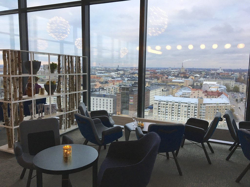 Clarion Hotel Helsinki Sky Room