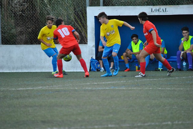 Juvenil B vs Inter San Blas