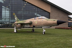 62-4432 WA - F21 - US Air Force - Republic F-105G Thunderchief - Evergreen Air and Space Museum - McMinnville, Oregon - 131026 - Steven Gray - IMG_9137