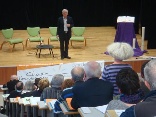Assemblée Synodale 26 et 27 novembre 2016