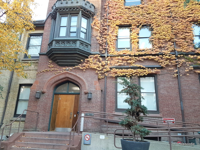 Oakham House at Ryerson