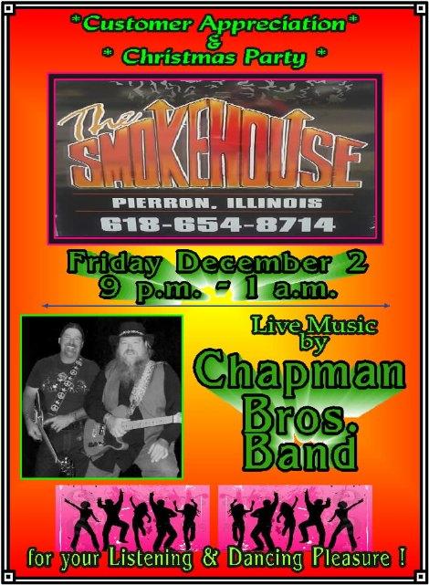 Chapman Bros. 12-2-16