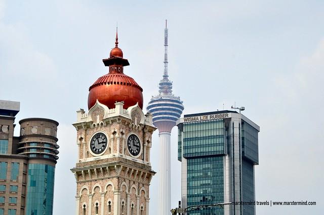 Menara KL Tower Malaysia
