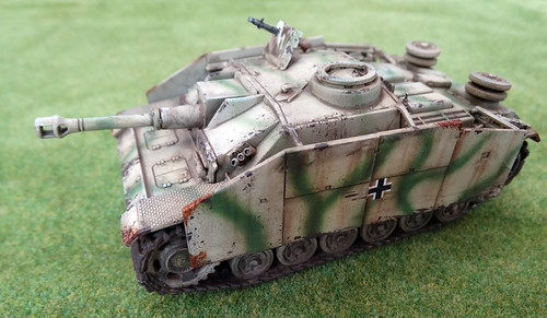 Bolt Action - German Stug III