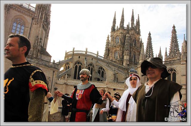 Fin de Semana Cidiano, Burgos se auna en torno al Cid Campeador 4
