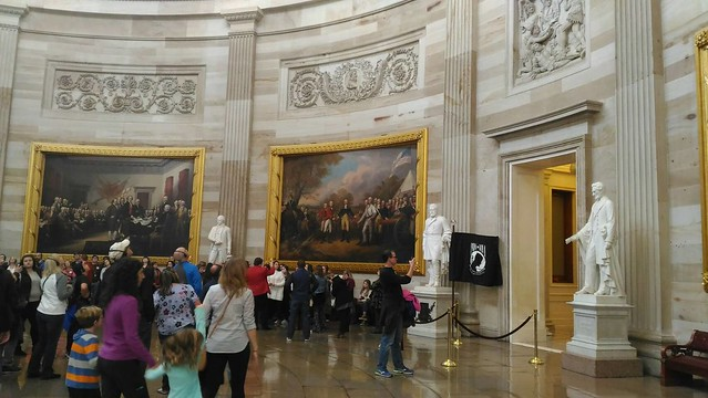 參觀美國國會 (5)