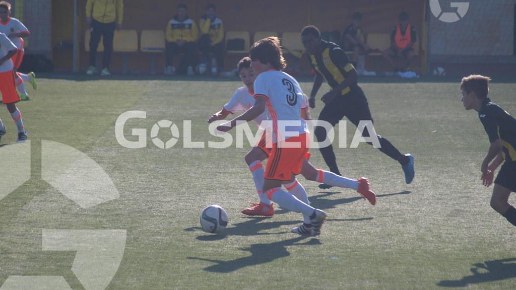 Infantiles. CD Roda 0-2 Valencia CF (29/10/2016), Jorge Sastriques