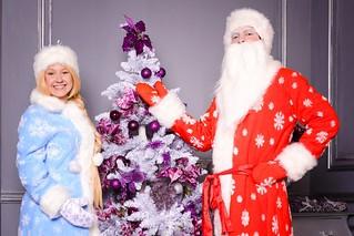 Дед Мороз и Снегурочка (фото)