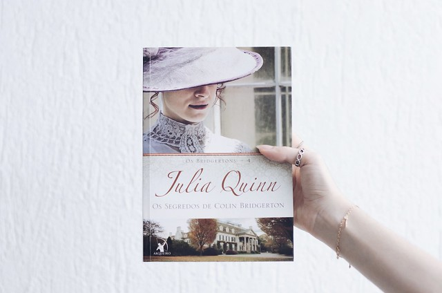 Os Segredos de Colin Bridgerton (Julia Quinn)