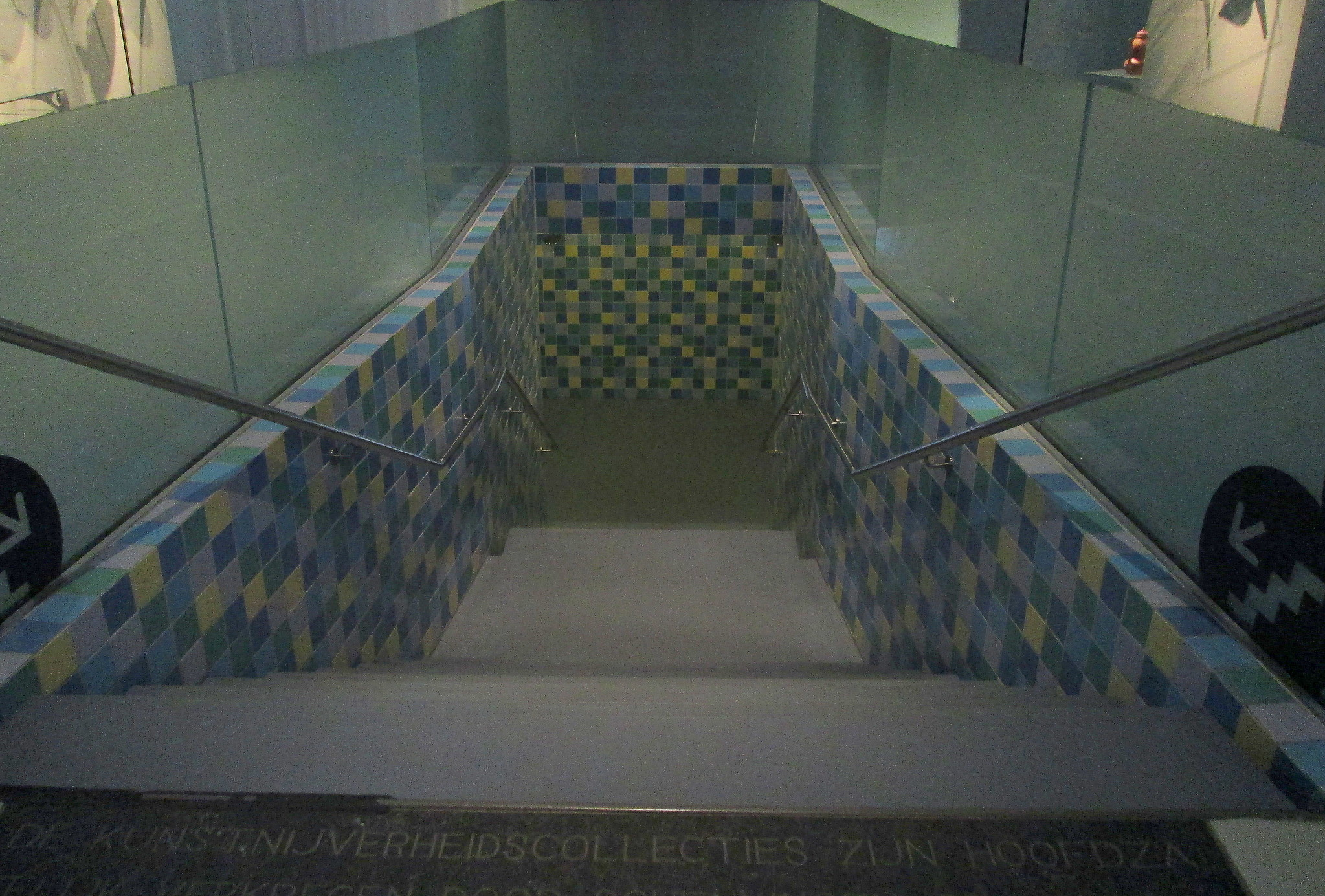 Groningen Museum Staircase 4