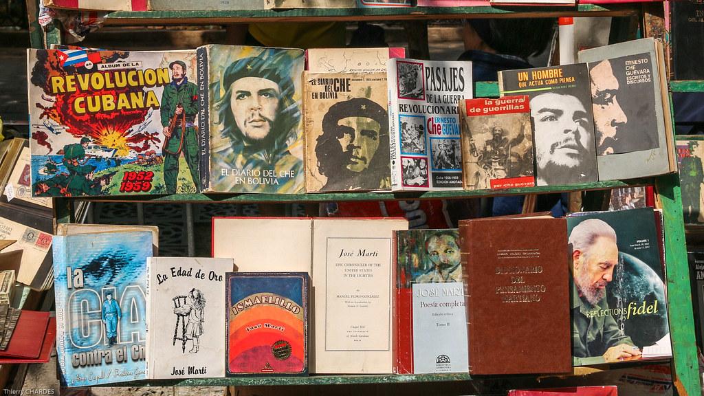 Livres de propagande - La Havane - [Cuba]