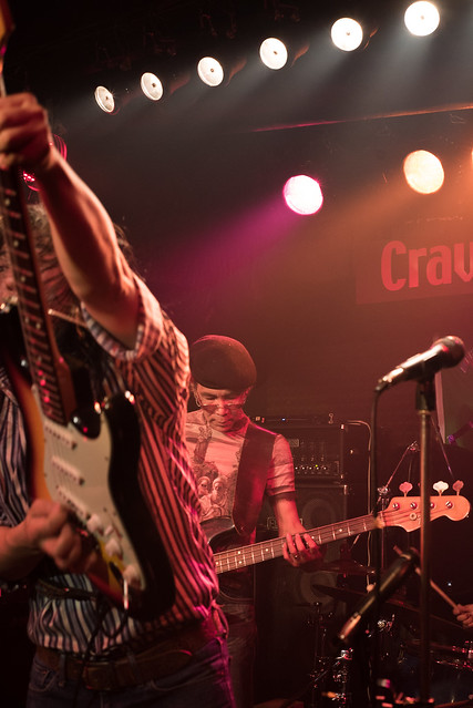 Rory Gallagher Tribute Festival - O.E. Gallagher live at Crawdaddy Club, Tokyo, 22 Oct 2016 -00249