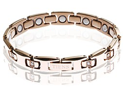 BRACELET GLARING GOLDEN (WOMAN) 179MM