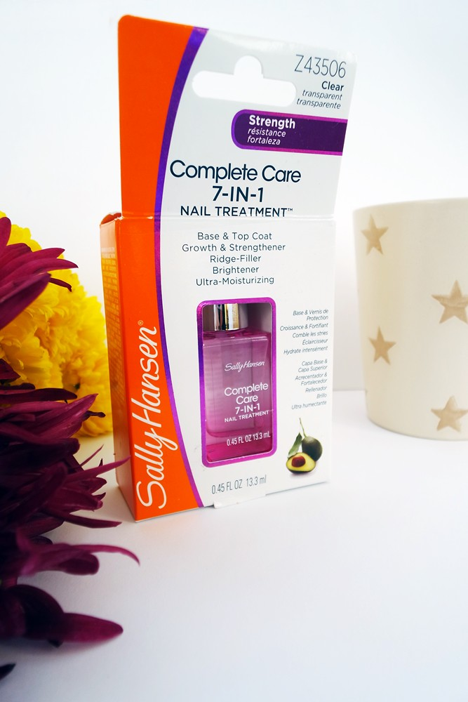 sally hansen 7 in 1 treatment complete care