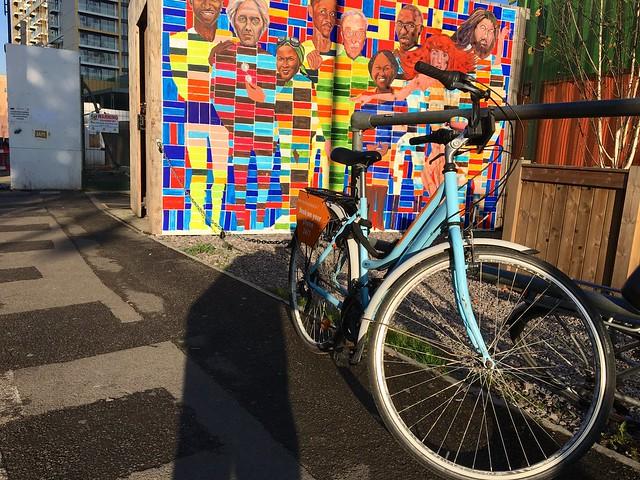 Donkey Republic London bike rental 25