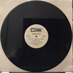 DAWN PENN:YOU DON'T LOVE ME(NO,NO,NO)(RECORD SIDE-B)