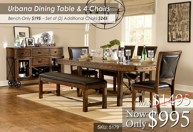 Urbana Dining Collection