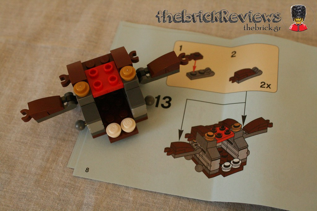 ThebrickReview: LEGO 41558 - Mixadel 30705904180_0b86411e32_b