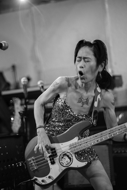 THE LITTLE DEVIL live at Golden Egg, Tokyo, 12 Nov 2016 -00057