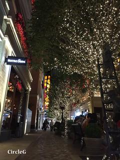 CIRCLEG 遊記 香港 灣仔 銅鑼灣 利東街 合和中心對面 燈籠 靚景 似旅行 聖誕 (5)