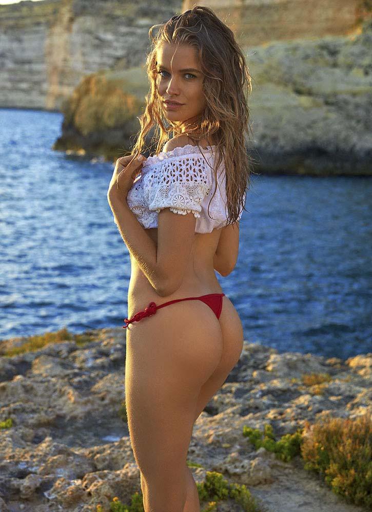 Превосходная супермодель из России Таня Митюшина - ПоЗиТиФфЧиК - сайт позитивного настроения!