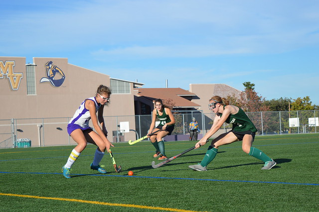 Field Hockey vs. Homestead HS