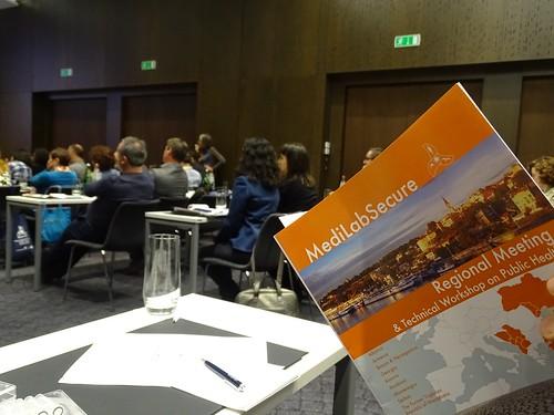 Regional Meeting MediLabSecure