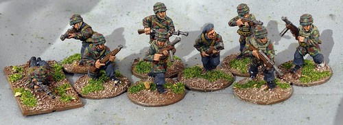Bolt Action - Italian Airborne